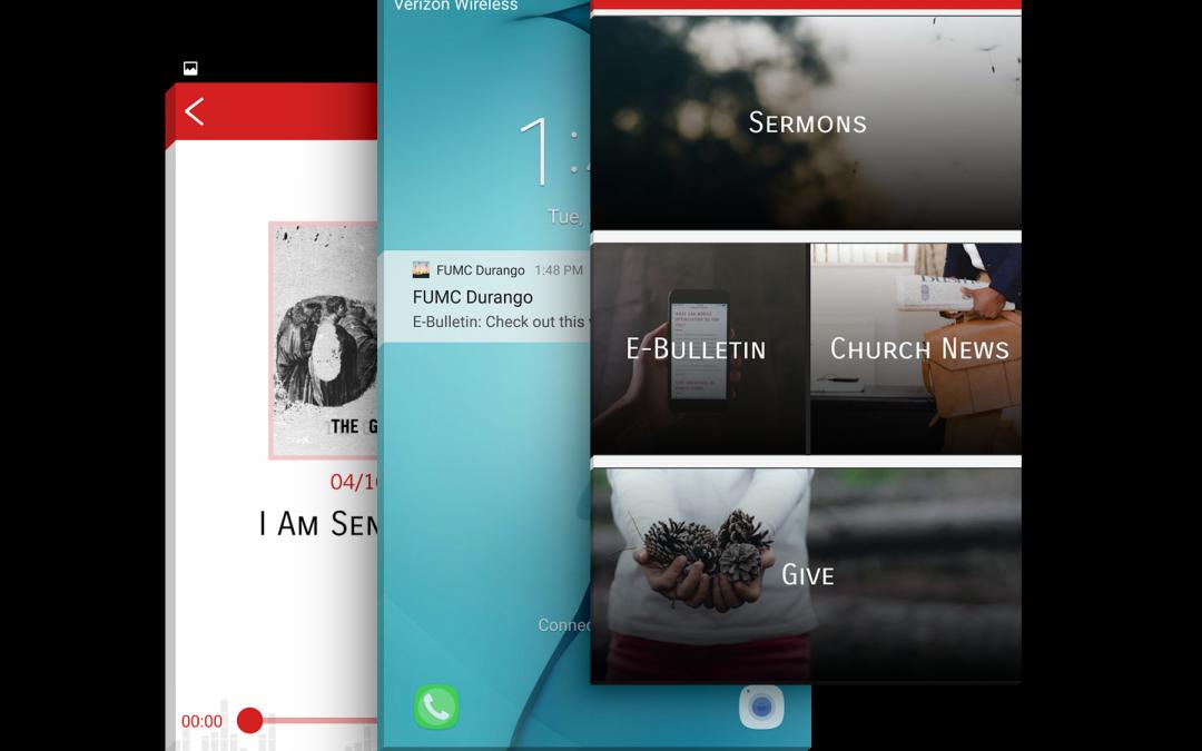 SimpleChurchCRM Mobile App